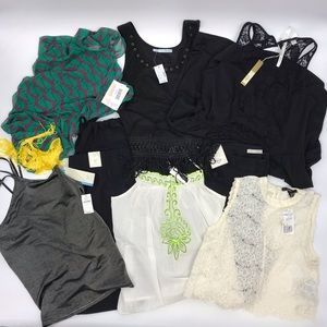 8 Piece Reseller Clothing Box All New With Tags!